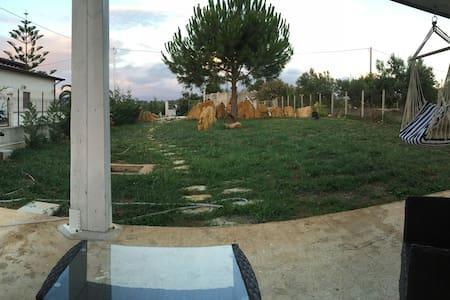 Splendida villetta indipendente con ampio giardino - Alcamo