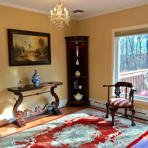 Private Suite/Own Entrance/Close to Everything - King of Prussia - Casa