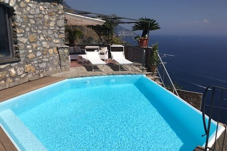 Casa Nene', Amazing sea view, private pool!