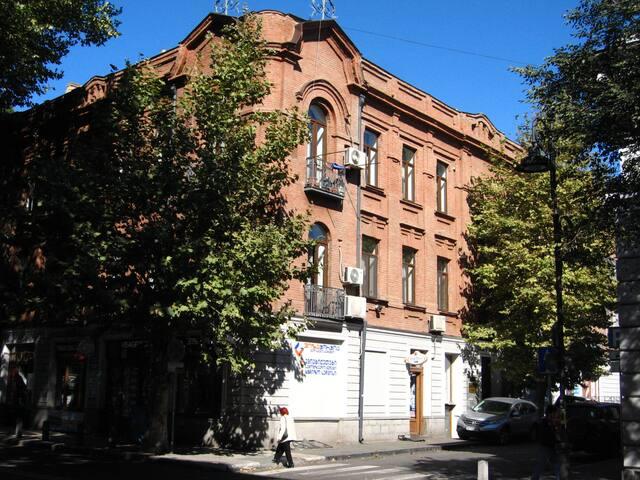 Plekhanov residence - Tbilisi - Pis