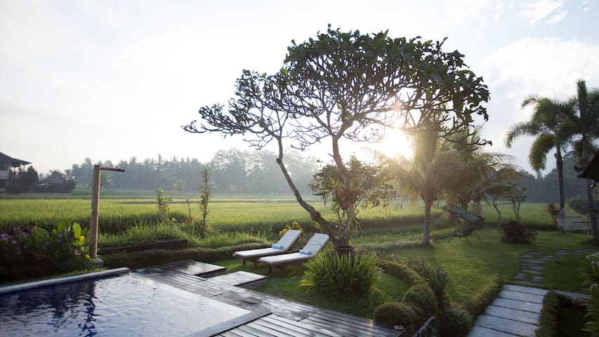 Boutique 4* hotel in the heart of Ubud