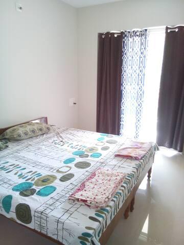 2 BHK AC Flat Mangalore