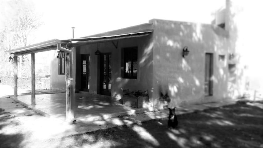 Hermosa y Acogedora casa céntrica en Tafi