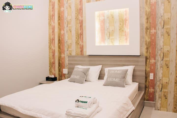 Standard Brick Room @Ben Thanh Market [Chibi Home]