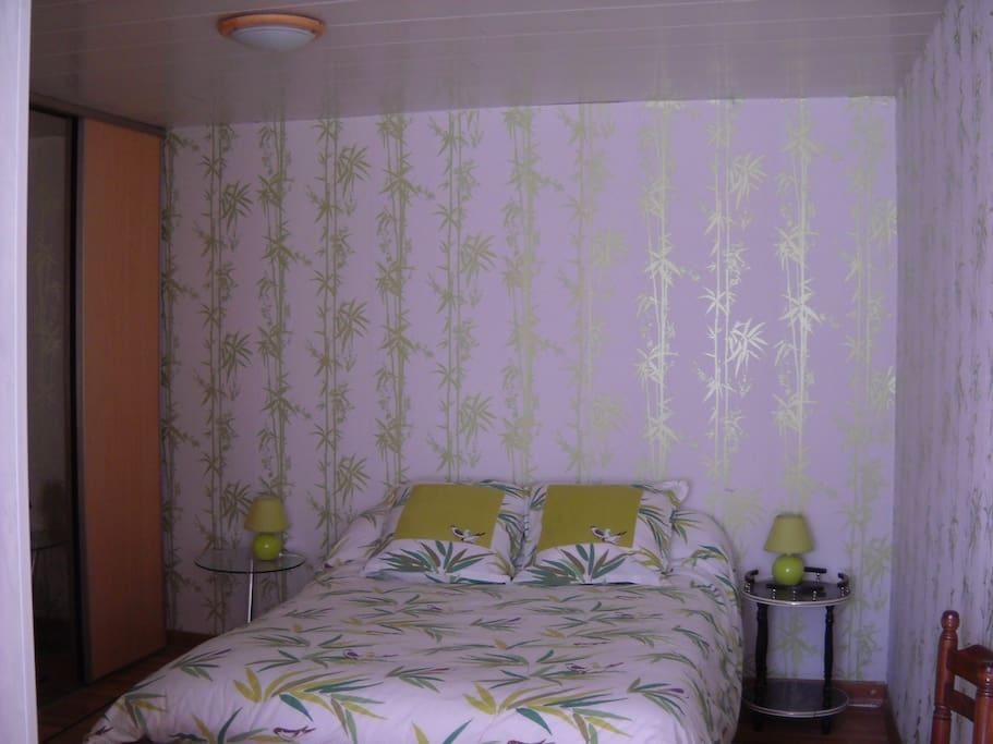 La chambre Bambou