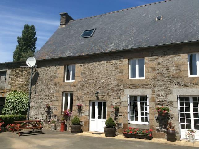 La Loctais, St Ouen La Rouerie, Brittany