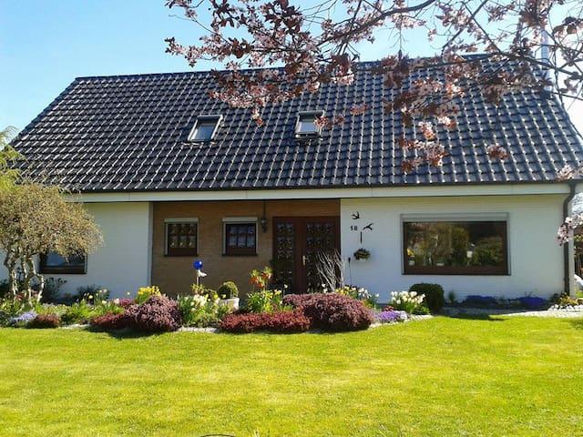 Ruhige Ferienwohnung nahe Ostsee - Hohenfelde - Appartement