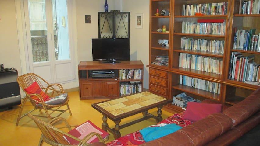 Appartement 10 personnes dans le centre historique - Sète - Apartmen