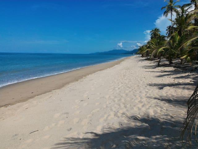 Playa Pikua Ecolodge - Santa Marta (Distrito Turístico Cultural E Histórico) - Cabana