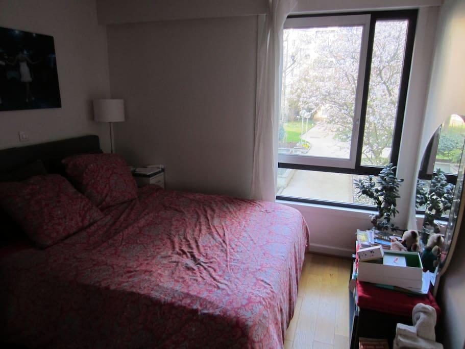 Chambre calme et très confortable