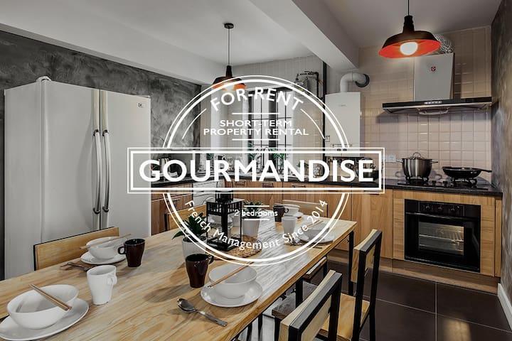Gourmandise, ConcessionFrancaise