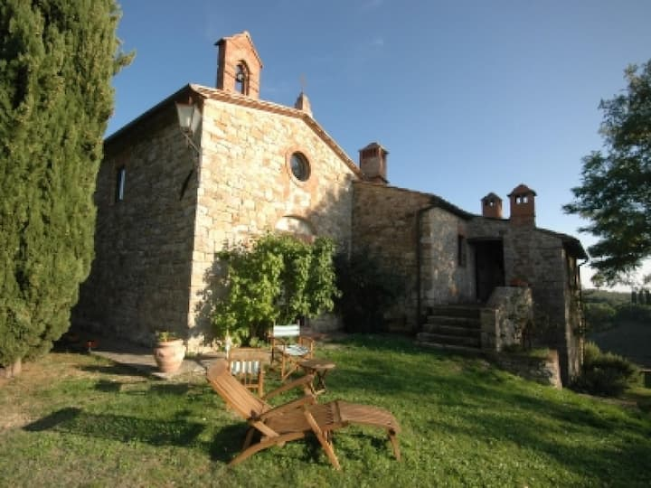 Country House in Gaiole in Chianti ID 3562