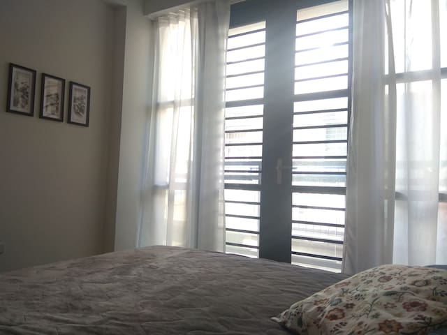 Double bedroom in Tainan Center