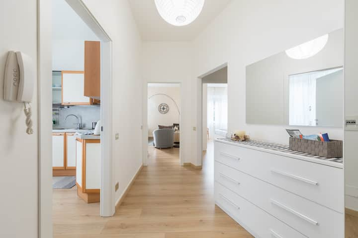 Lovely, charming and quiet apartment in the centre