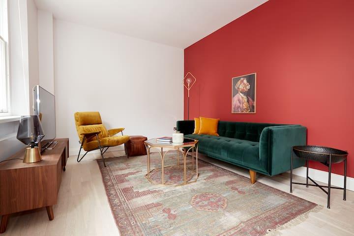 Sonder | Virginia House | Desirable 2BR + Kitchen