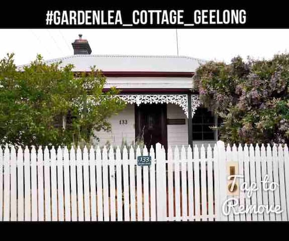 Gardenlea Cottage East Geelong-Free WiFi -Sleeps 6