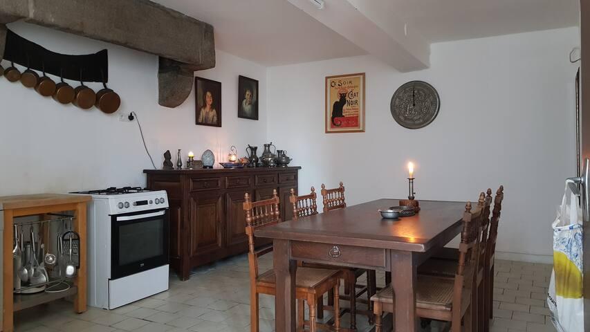 Cottage Apartment  Between Sourdeval & Vire