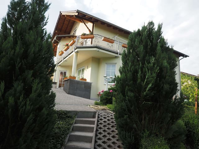 Ferienwohnung Familie Kister - Reipoltskirchen - Apartment