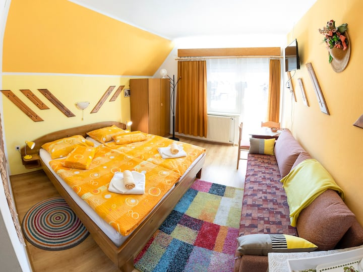 ★ Charming cozy room near the Bohinj Lake ★