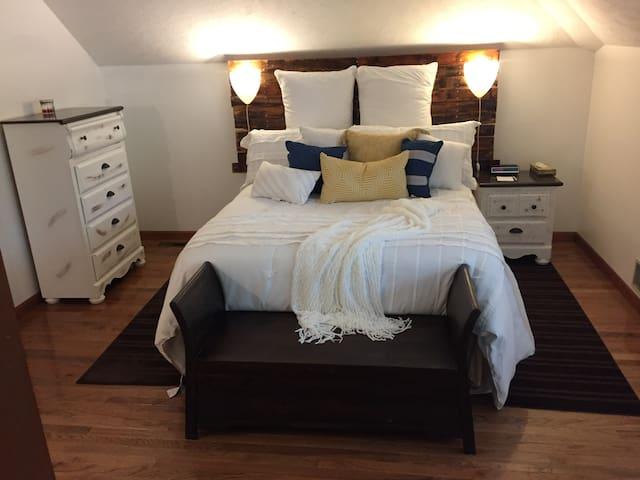 2 Bedroom Quiet and convenient comfort