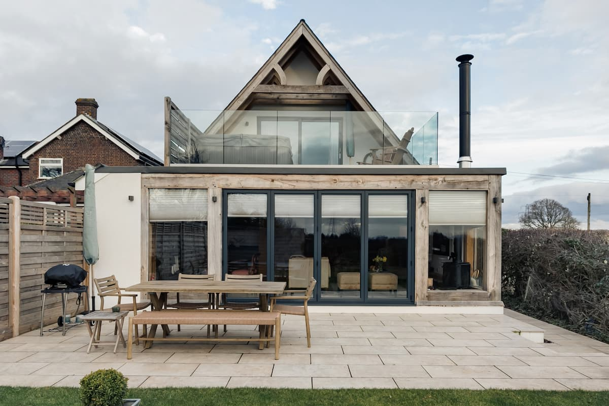 Luxury Self-Contained Annexe Set in Peaceful Countryside