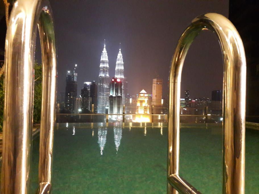 34th Floor swimming Pool