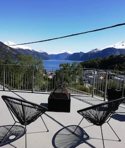 Stranda Apartment with great view.