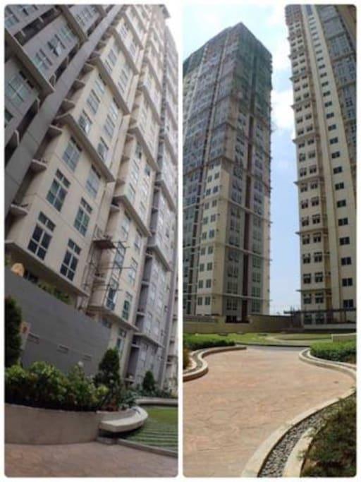 6th floor - Amenities area