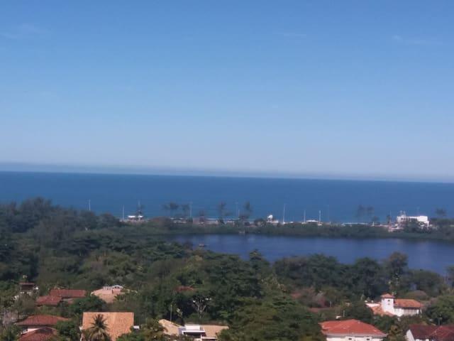 Quarto vista mar -  Barra da Tijuca