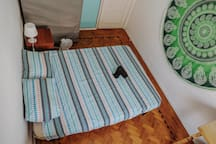 Room A - cozy double bed