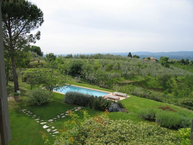 A haven of tranquillity in Umbria
