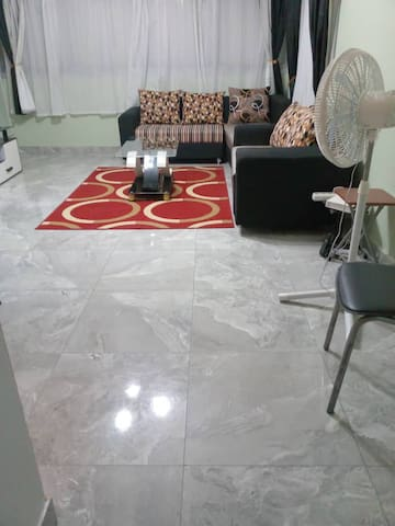 Appartement d'une chambre Salon (F2)