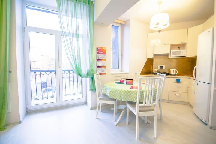 Апартаменты на Ленина 38 - Petrozavodsk - Lägenhet