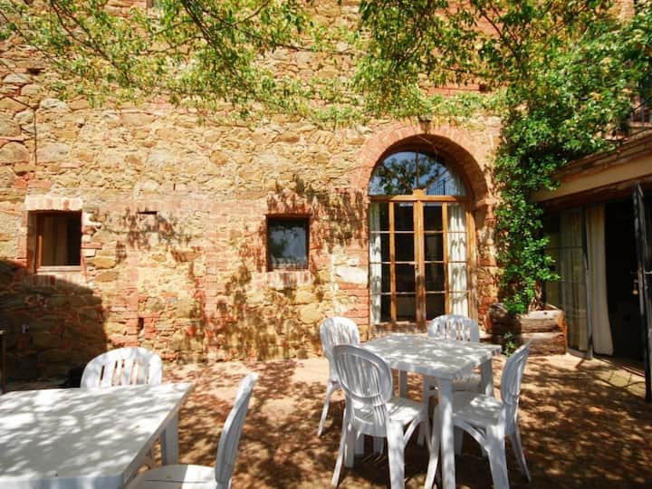 Country House in Castelnuovo Berardenga ID 3502