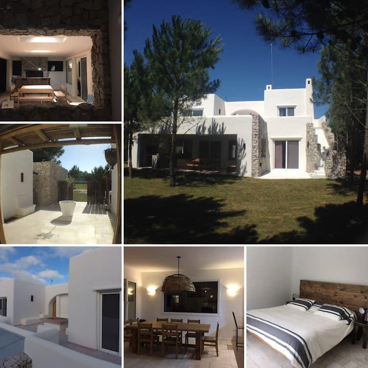 Costa Esmeralda casa  mediterránea