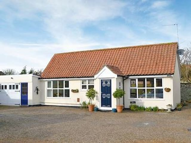 Hill house cottage - Great yarmouth - Casa