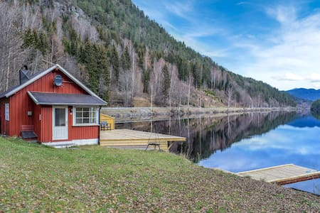 Holiday cottage with 1 room on 30m² in Vråliosen