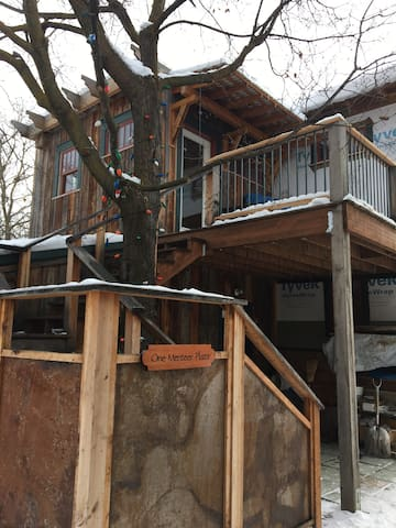Treehouse Studio - Missoula - Byt