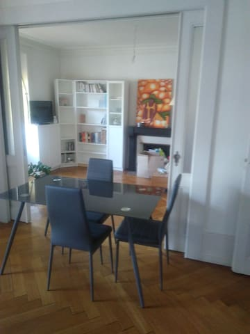 Long term rental Apartment Geneva