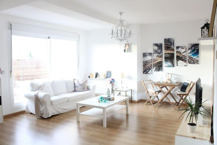 Precioso Ático a 10 min de Granada - Churriana de la Vega - Appartement