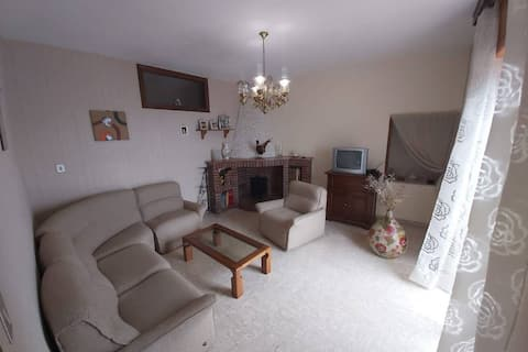 Lovely Holiday Home in Castelluccio Superiore with Balcony
