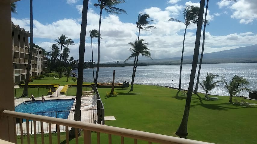 Oceanfront w/ Pool, Hear the Waves, Strong WIFI