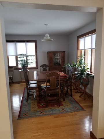 Beautiful Cedar-Sided Home Right In Town!!!