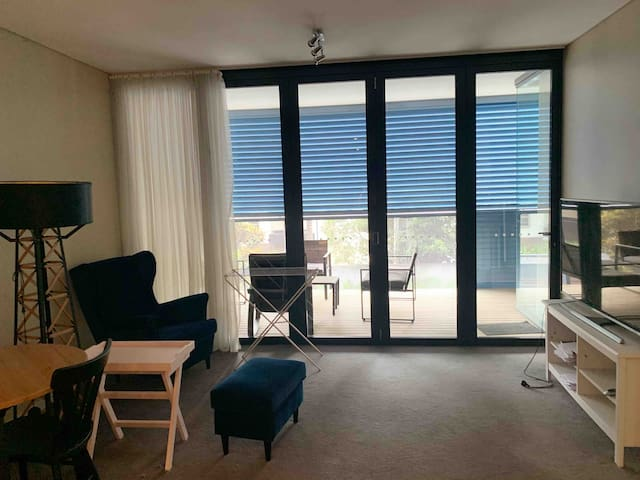 Comfortable, Clean apartment near USYD/City