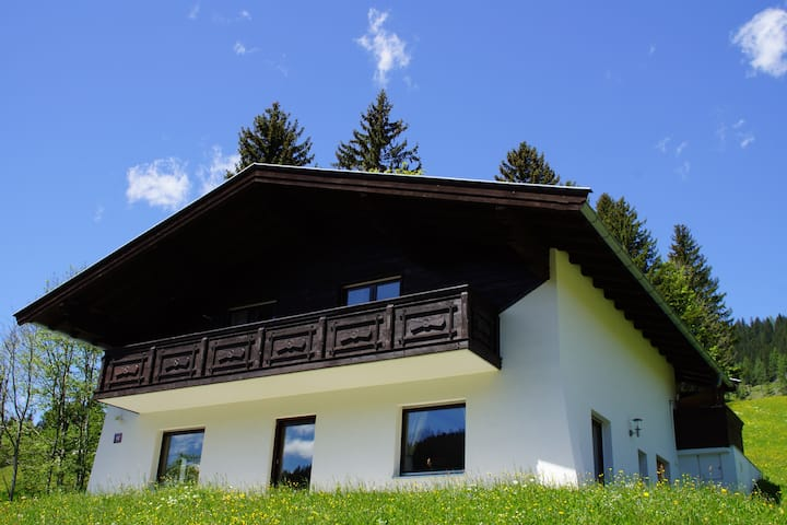 House at the Sonnberg