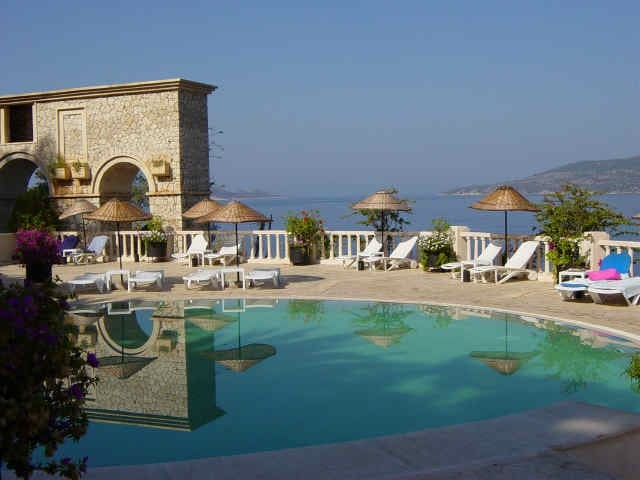 BeautifulPlace with view in picturesque ClubPatara