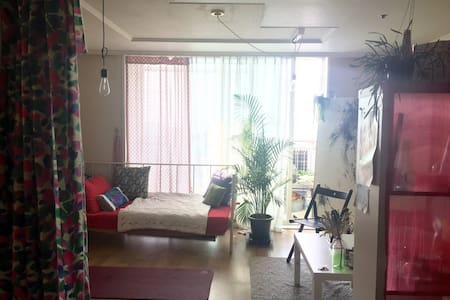 Relax with Guma's sweet home:-) - 대구광역시 - Apartment