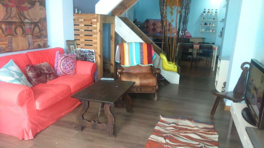 Lola, casa acogedora - Genalguacil - Huis