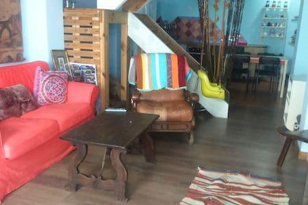 Lola, casa acogedora - Genalguacil