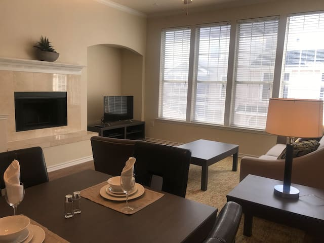 Austin Area Fully Furnished 1BR!